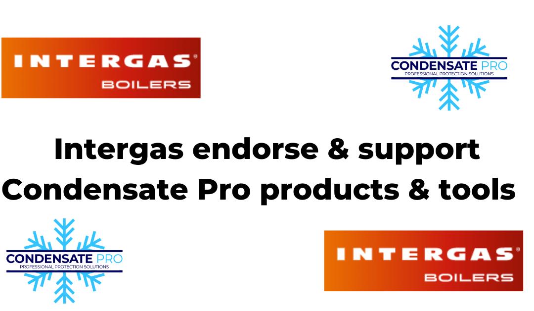 Intergas endorsement